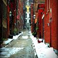 A Peaceful Stroll by Lisa Jayne Konopka