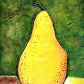 A Pear 1 by Wayne Potrafka