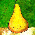 A Pear 2 by Wayne Potrafka