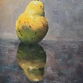 A Pear by Michael Vires