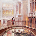 A Perfect Afternoon In Venice by Steve Henderson