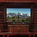 A Pew With A View by Sandra Bronstein