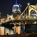 A Pittsburgh Panorama by Frozen in Time Fine Art Photography