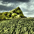 A Pointed Hilltop by Jeff Swan