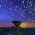 A Portal To Bisti Badlands by Robert Loe