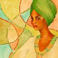 A Portrait by Mahlet