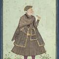 A Portrait Of A Deccani Nobleman by Celestial Images