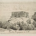 A Powder Magazine In Central Park From Scenes Of Old New York, By Henry Farrer, 1844-1903 by Henry Farrer