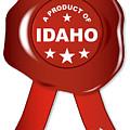 A Product Of Idaho by Bigalbaloo Stock