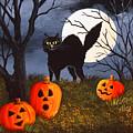 A Purrfect Halloween by Debbi Wetzel