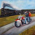 A Race In Time by Jan Holman