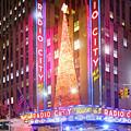 A Radio City Music Hall Christmas by Mark Andrew Thomas