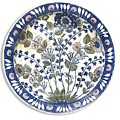 A Rare Iznik Damascus by Eastern Accents