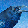 A Raven's Prayer by Brian  Commerford