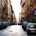 A Rome Street by Meghan Hart