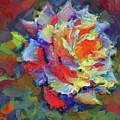 A Rose Impression by Yury Malkov