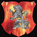 a Royal Crest by Daniel Gray