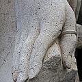 A Sacramento Hand by Michiale Schneider