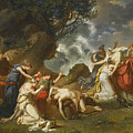 A Scene From Classical Mythology by Celestial Images