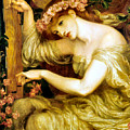 A Sea Spell by Dante Gabriel Rossetti Joy of Life Old Masters Gallery