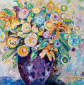 A Season Of Flowers by Delilah  Smith