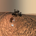 A Selfie On Mars by Nasa