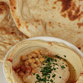 A Serving Of Humus by PhotoStock-Israel