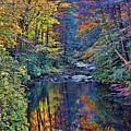 A Smoky Mountain Autumn by HH Photography of Florida