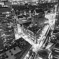 A Snowy Night In Boston by Diane Loos