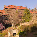 A Spring Evening At The Grove Park Inn by MM Anderson