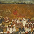 A State Procession Of Raja Tulsaji by Eastern Accents