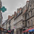 A Street In Boulogne by Roger Booton