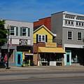 A Street In Perrysburg I by Michiale Schneider