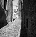 A Street In Sicily by Madeline Ellis
