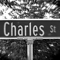 Ch - A Street Sign Named Charles by Jenifer West
