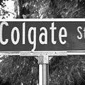 Co - A Street Sign Named Colgate by Jenifer West