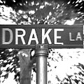 Dr - A Street Sign Named Drake by Jenifer West