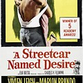 A Streetcar Named Desire Portrait Poster by R Muirhead Art