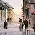 A Stroll In Italy by Ryan Radke
