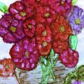 A Summer Bouquet by Eunice Warfel