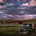 A Summer Evening In Bodie by Cat Connor