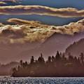 A Sunny Day On The Kachemak Bay by Lori Mahaffey