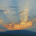A Sunrise by Darrel Giesbrecht