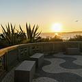 A Sunset Relaxation Zone - by Georgia Mizuleva