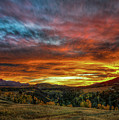 A Sunset To Remember by Bill Sherrell