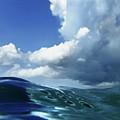 A Surfer's View by Mauricio Jimenez