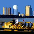 A Tampa Bay Florida Summer by David Lee Thompson