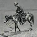 A Texas Pony by Frederic Remington