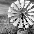 A Texas Windmill by Gary Richards