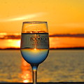 A Thousand Island Sunset by Dennis McCarthy